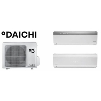 Инверторная сплит-система DAICHI DA20AVQS1-W(S)/DF20AVS1 (серия Peak)