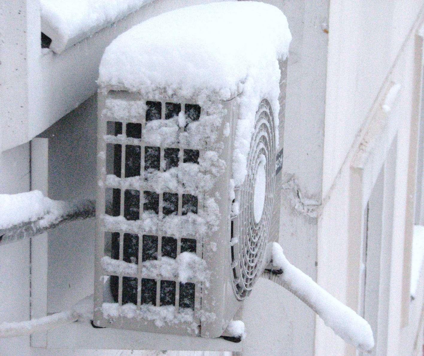 Почему нельзя включать зимой кондиционер